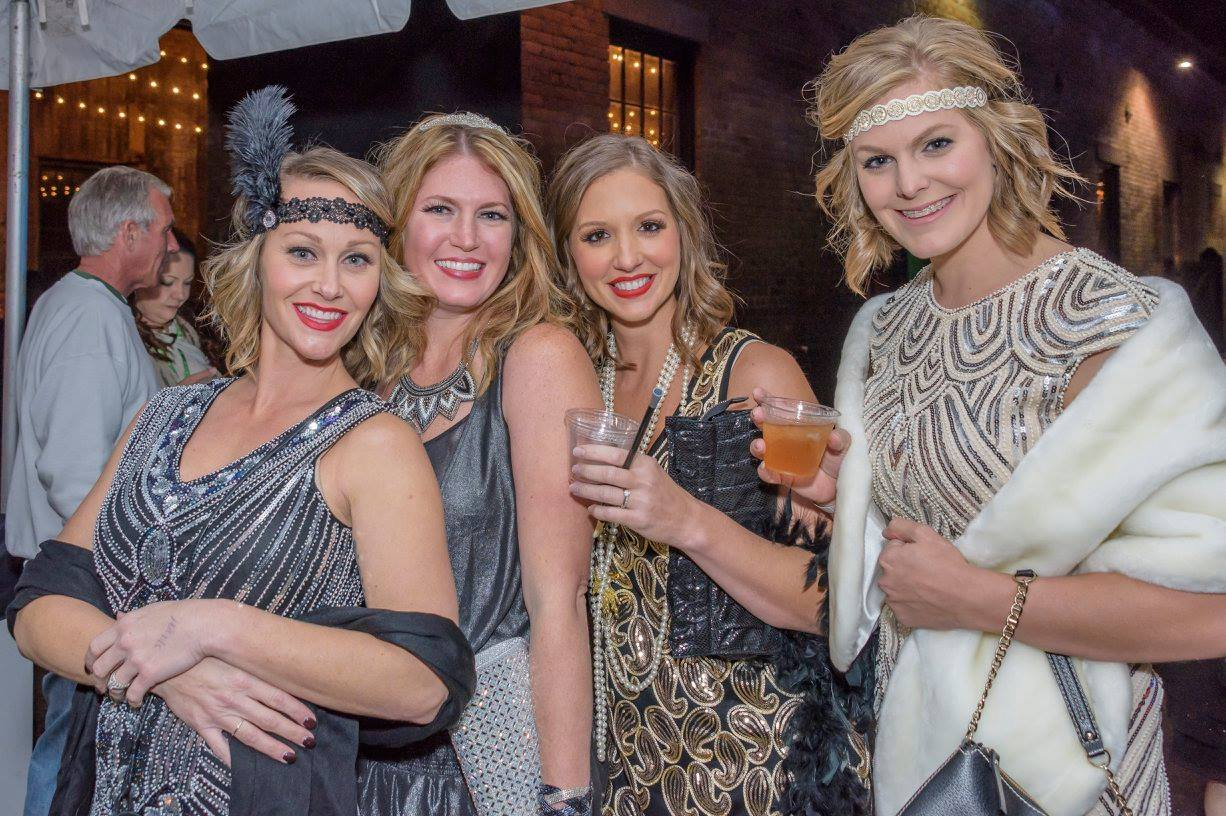 Thursday night's Secret Savannah Speakeasy is becoming one of the best events of the week. (photo Howard Hackney)