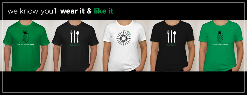 Eat It and Like It T-Shirts