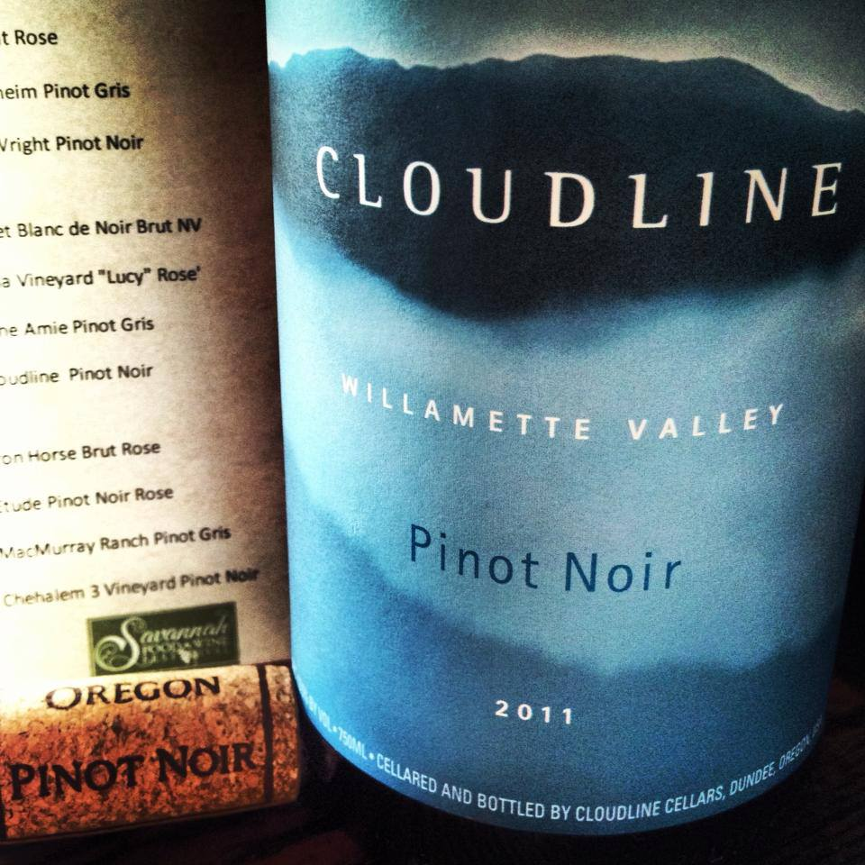 Pinot Smackdown Cloudline