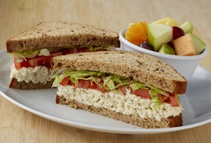 Chicken Salad Sandwich (courtesy Zoës Kitchen)