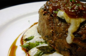 Bleu Cheese Filet Mignon