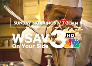 Watch Sundays on WSAV