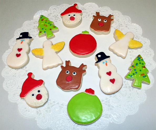 Two Smart Christmas Cookies