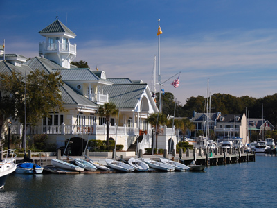 Guest Chef Series at the South Carolina Yacht Club