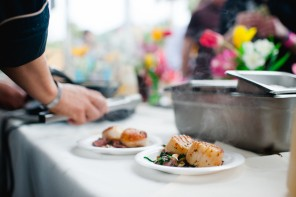 Chef's demos are a part of the Public Tasting on March 12th at Harbour Town