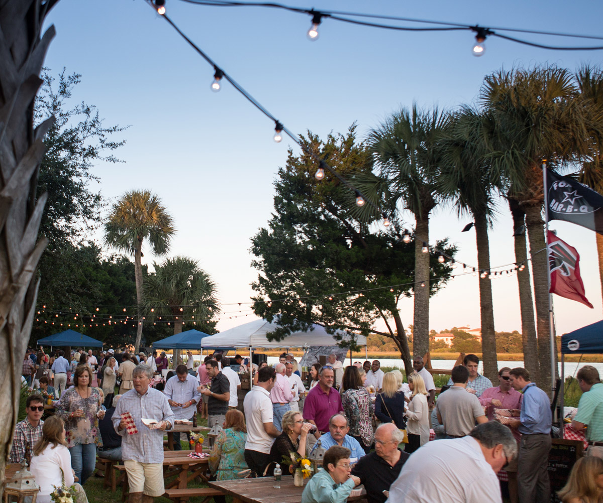 St. Simons Island Food and Spirits runs Oct 5th-9th
