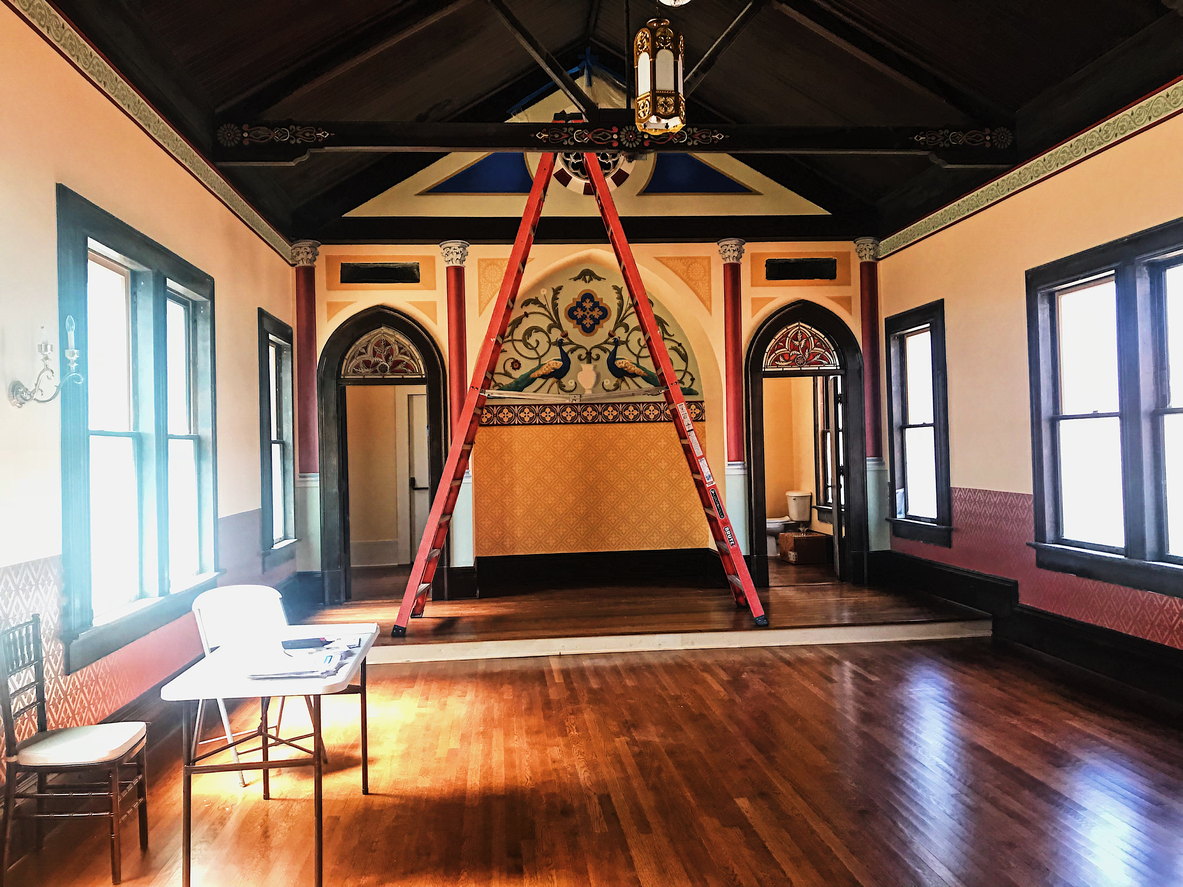 La Scala 2nd Floor Wedding Chapel Will Be Used For Ceremonies And Private Functions
