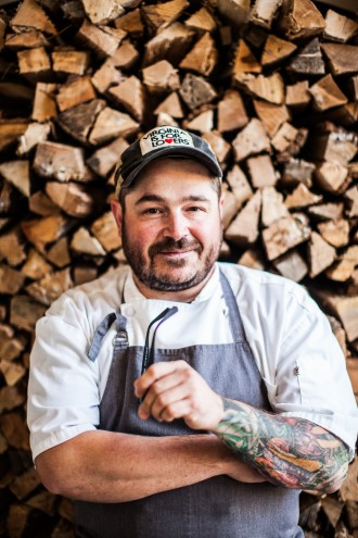 Sean Brock is a Virginia native who trained at Johnson and Wales in Charleston.