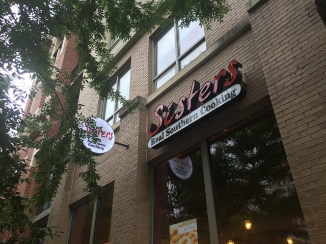 Sisters Atlanta is the Brown Family's 4th location
