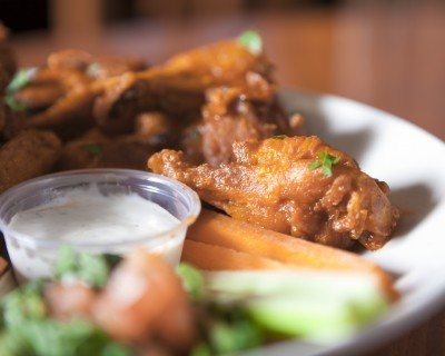 Hot wings are certainly most popular in the South, but the regions best will be on display in NYC