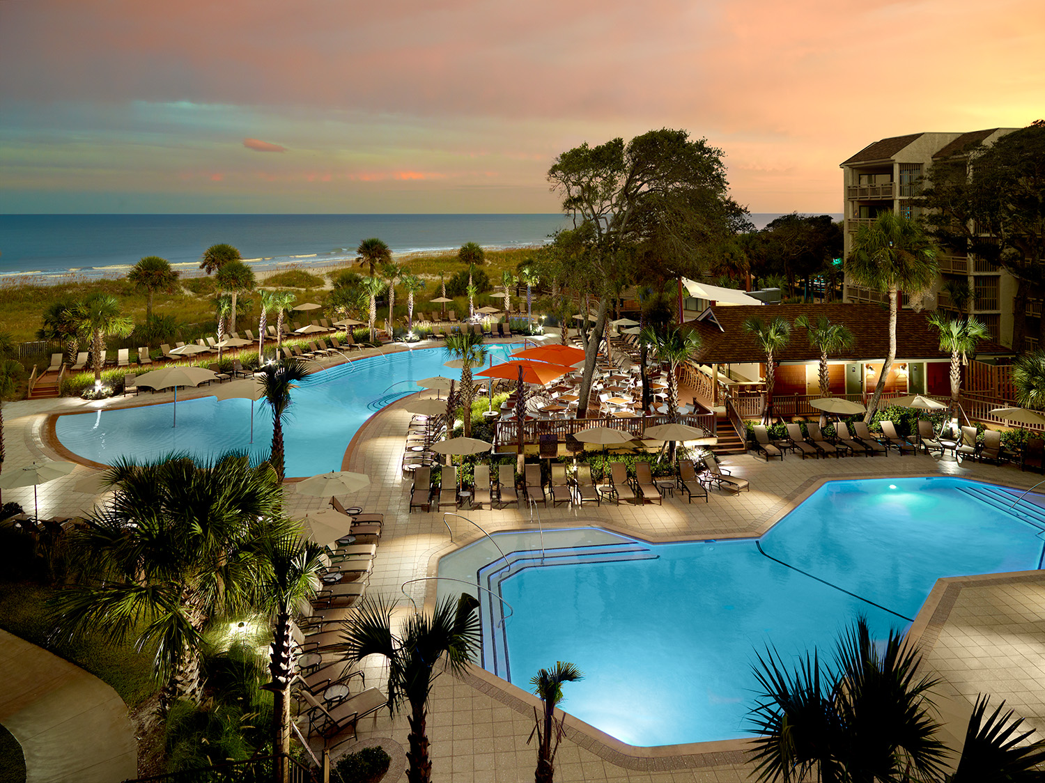 Hilton Head's Omni Resort will host a 14 chef outdoor event on Thursday February 23rd