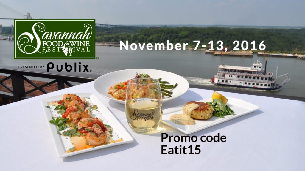 Savannah Food And Wine Festival  Promo Code