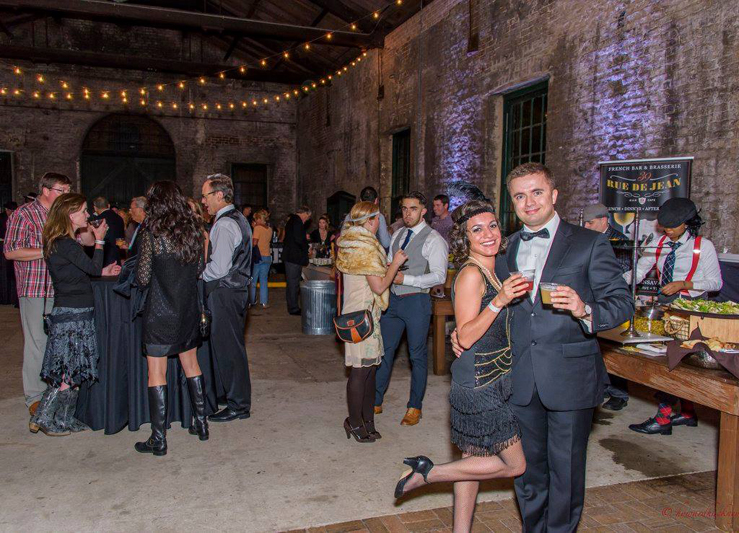 Savannah Food and Wine Festival's Secret Speakeasy event on November will be another great time