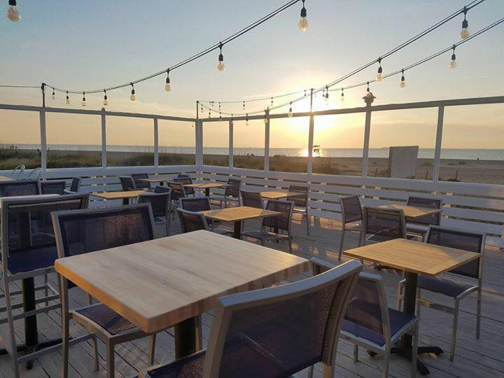 The Deck is Tybee Island's only restaurant directly on the beach. (photo: The Deck)
