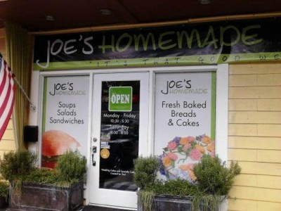 Joe's Homemade Café