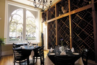 Vic's is a favorite for locals in search of fine dining downtown