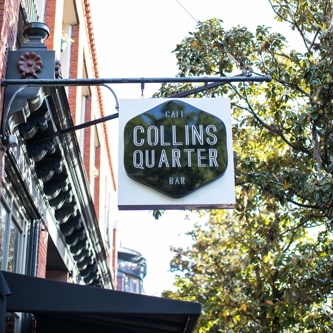 Best Brunch -Savannah – The Collins Quarter